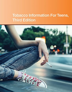 cache 470 320 0 50 92 16777215 9780780814134 Tobacco Information for Teens, 3rd Ed.