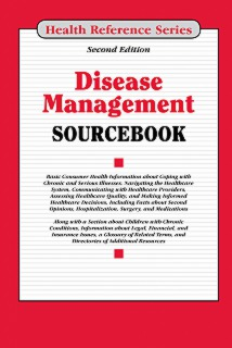 cache 470 320 0 50 92 16777215 9780780815469 Disease Management Sourcebook, 2nd Ed.