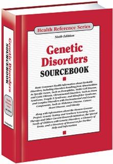 cache 470 320 0 50 92 16777215 Genetic6 Genetic Disorders Sourcebook, 6th Ed.