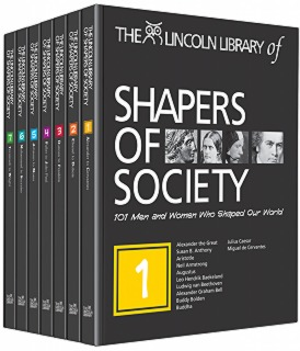 cache 470 320 0 50 92 16777215 LL SHAPERSset 0 The Lincoln Library of Shapers of Society