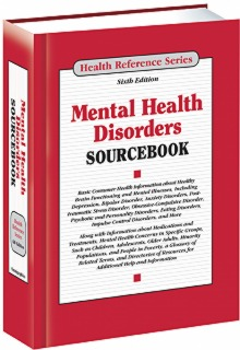 cache 470 320 0 50 92 16777215 MentalHlth6 Mental Health Disorders Sourcebook, 6th Ed.