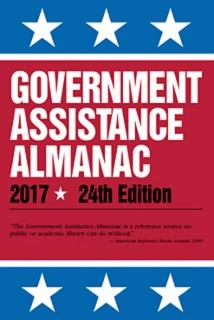 cache 470 320 0 50 92 16777215 gaa2017 Government Assistance Almanac 2017, 24th Ed.