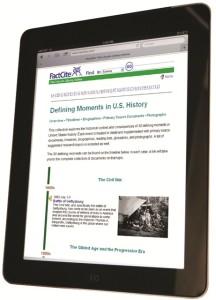 DM Online iPad image web 216x300 Online Resources