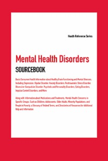 cache 470 320 0 50 92 16777215 9780780816800 Mental Health Disorders Sourcebook, 7th Ed.