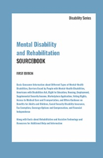 cache 470 320 0 50 92 16777215 9780780817661.MAIN Mental Disability and Rehabilitation Sourcebook, 1st Edition