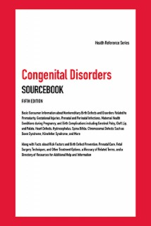 cache 470 320 0 50 92 16777215 9780780819092.MAIN Congenital Disorders Sourcebook, 5th Ed.