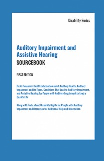 cache 470 320 0 50 92 16777215 Auditory1st web Auditory Impairment and Assistive Hearing, 1st Edition