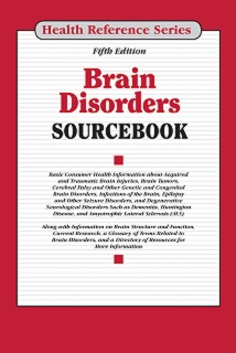 cache 470 320 0 50 92 16777215 Brain5 Brain Disorders Sourcebook, 5th Ed. eBook