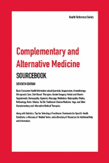 cache 470 320 0 50 92 16777215 CAM7 Complementary and Alternative Medicine Sourcebook, 7th Ed.