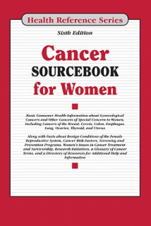 cache 470 320 0 50 92 16777215 CW6 Cancer Sourcebook For Women, 6th Ed.