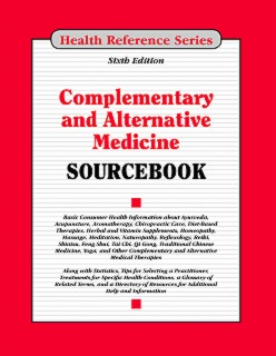 cache 470 320 0 50 92 16777215 CompAlt6 Complementary and Alternative Medicine Sourcebook, 6th Ed.