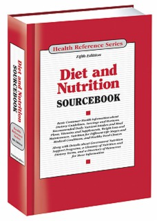 cache 470 320 0 50 92 16777215 Diet Nutrition Sourcebook S 1 Diet and Nutrition Sourcebook, 5th Ed.