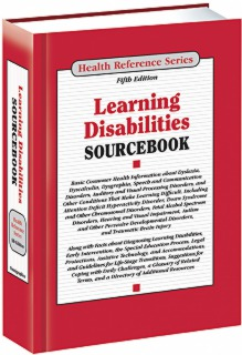 cache 470 320 0 50 92 16777215 Learning Dis 16 Sourcebook S Learning Disabilities Sourcebook, 5th Ed.