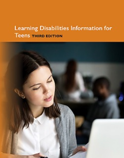 cache 470 320 0 50 92 16777215 Learning Disabilities Information for Teens, Third Edition   Marketing Image Web Learning Disabilities Information for Teens, 3rd Ed.