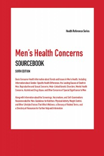 cache 470 320 0 50 92 16777215 MensHlth6 Mens Health Concerns Sourcebook, 6th Ed.