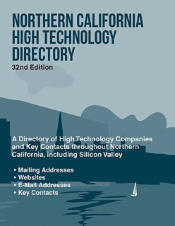 cache 470 320 0 50 92 16777215 NorCal21 web Northern California High Technology Directory, 32nd Ed.