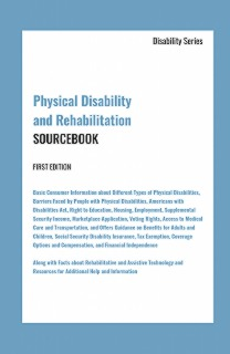 cache 470 320 0 50 92 16777215 Physical Disability Physical Disability and Rehabilitation Sourcebook, 1st Edition