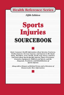cache 470 320 0 50 92 16777215 Sports Injuries 5th Sports Injuries Sourcebook, 5th Ed.