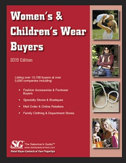 cache 470 320 0 50 92 16777215 WC19 Women's and Children's Wear Buyers 2019, 56th Ed.