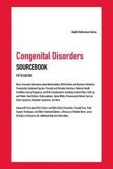 cache 480 240 4 0 80 16777215 9780780819092.MAIN Congenital Disorders Sourcebook, 5th Ed.