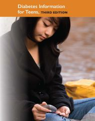 cache 480 240 4 0 80 16777215 DiabetesForTeens3 Diabetes Information for Teens, 3rd Ed.