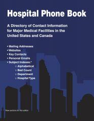 cache 480 240 4 0 80 16777215 HPB2018 Hospital Phone Book, 52nd Ed.