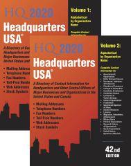 cache 480 240 4 0 80 16777215 HQ2v 2020 Headquarters USA 2020, 42nd Ed.