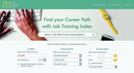 cache 480 240 4 0 80 16777215 JTI 1 Job Training Index