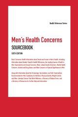 cache 480 240 4 0 80 16777215 MensHlth6 Mens Health Concerns Sourcebook, 6th Ed.